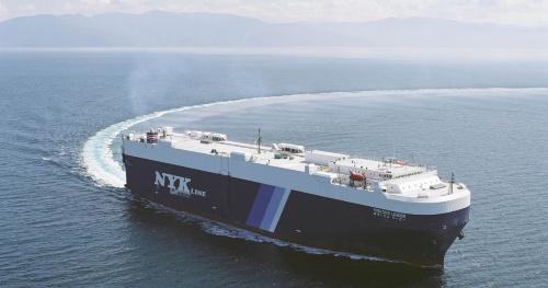 日本郵船は保有する船舶の約200隻にIoTの仕組みを取り入れている