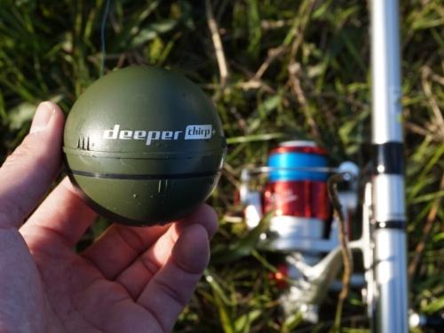 魚群探知機「Deeper Smart Sonar CHIRP+」