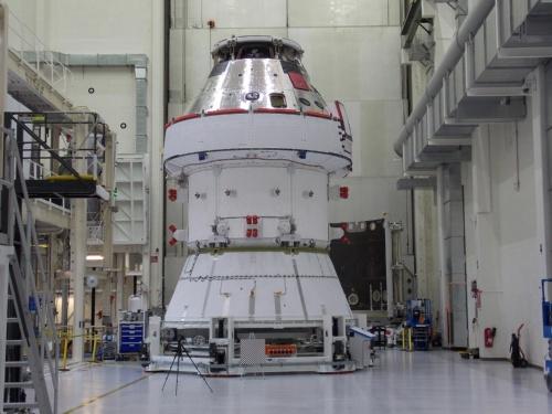 米ロッキード・マーティンが開発している宇宙船「Orion(オリオン)」