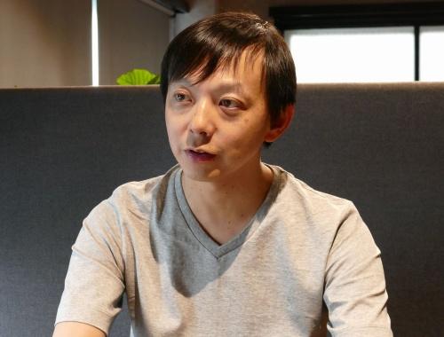 日本CTO協会の松岡剛志代表理事(レクター社長)