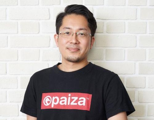 paizaの片山良平社長。「ITエンジニアの成長プラットフォームを目指している」と話す