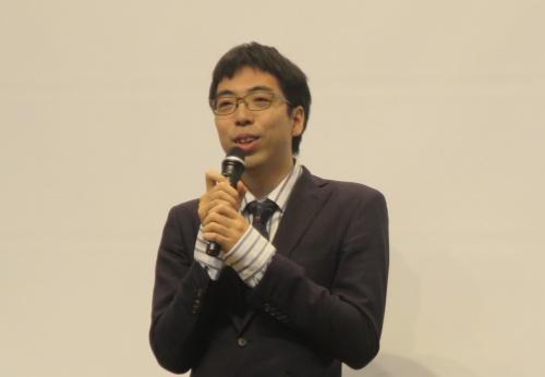 プロ棋士の大橋拓文六段