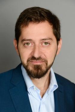 経営企画担当シニアバイスプレジデントのヴィト・ジアロレンゾ氏