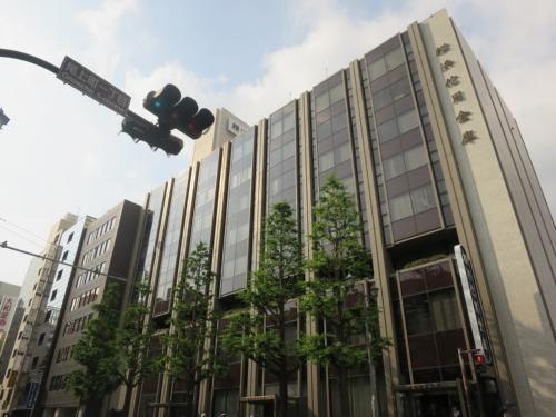 横浜信用金庫の本店