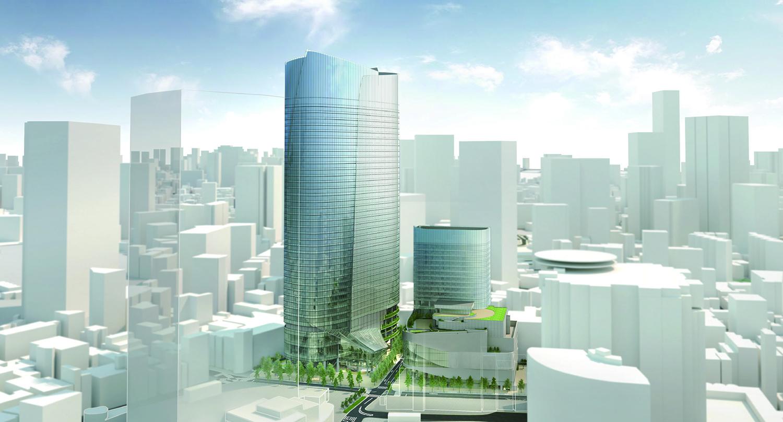赤坂2・6丁目地区開発計画