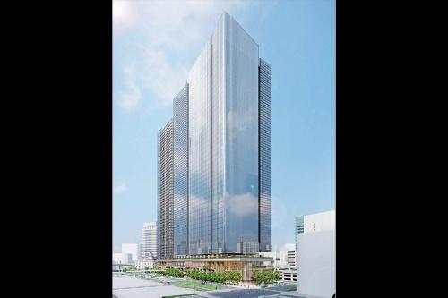 日本橋1丁目東地区再開発