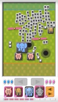 宮城さんが開発したゲーム「オシマル」