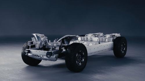 GMの電気自動車プラットフォーム。(出所:GM)