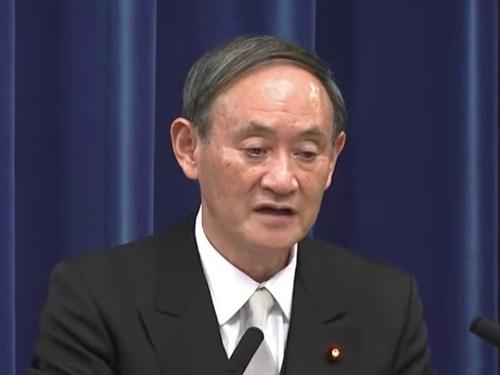 官房長官時代から携帯料金の引き下げに力を入れる菅義偉首相