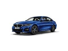 対話型AIを搭載したBMWのセダン「3シリーズ」。(出所:BMW)