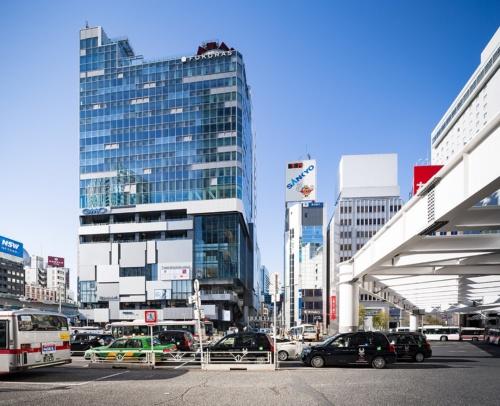 東急プラザ渋谷が入った「渋谷フクラス」(写真:浅田 美浩)