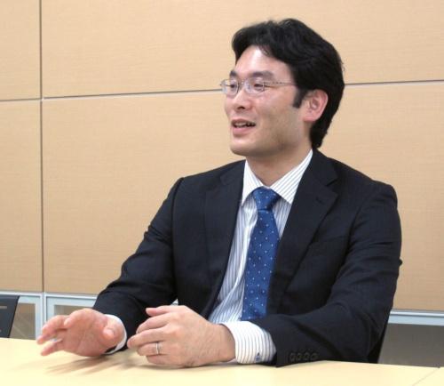 日立製作所エンジニアリングサービス第1本部通信ネットワーク第1部主任技師の新村幸裕氏