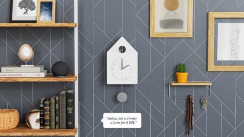 「Smart Cuckoo Clock」