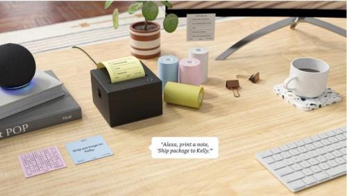 「Smart Sticky Note Printer」