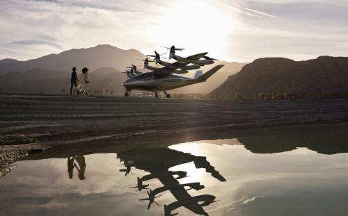 Archerの機体イメージ
