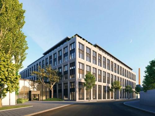 ミュンヘンに設ける新施設のイメージ