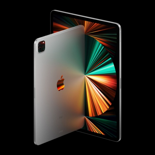 M1チップを搭載した新しい「iPad Pro」