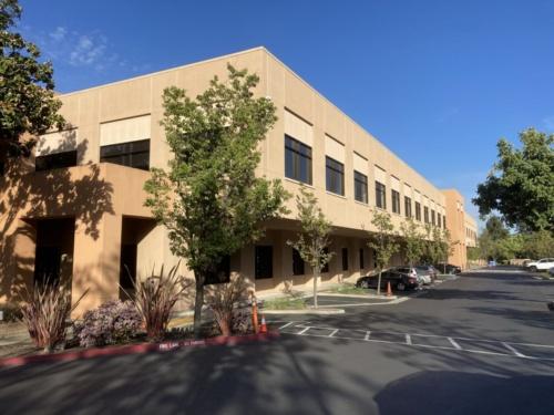 パロアルトにあるリフトの自動運転部門が入っている建物