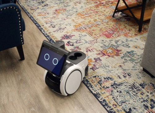 家庭用ロボット「Astro」