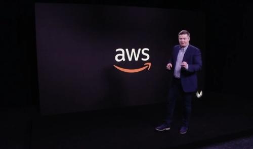 「AWS re:Invent 2020」の基調講演に登壇したBoom CEOのScholl氏