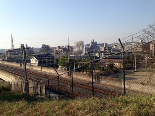 4月18日に漏電事故が発生した仙台市地下鉄南北線の八乙女駅付近(写真:仙台市)