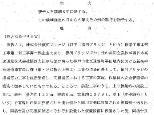 神戸地裁が2019年4月23日に出した判決の一部