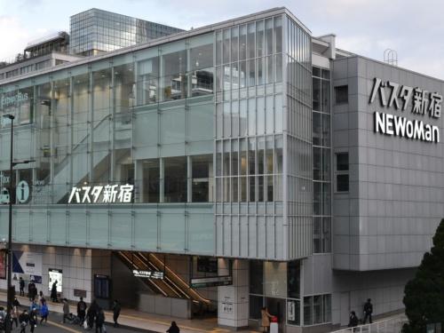 2016年にオープンしたバスタ新宿。国土交通省は同様の施設を「バスタプロジェクト」として全国展開する考えだ(写真:日経クロステック)