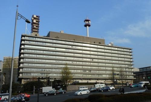 国土交通省では、東京・霞が関の本省に勤務する職員9人が新型コロナウイルスに相次いで感染した(写真:日経コンストラクション)