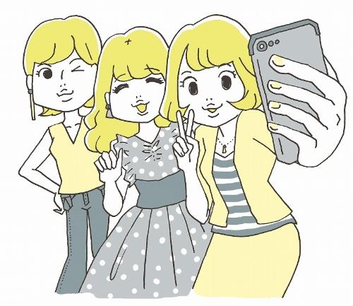 「ミレニアル世代」は、現在の年齢でいうとおおむね22歳から37歳。もともとは「2000年代(ミレニアル)に成人する世代」の意味で、この言葉を生んだ米国では主に、1981年から96年ごろに生まれた世代を指す。日本では「さとり世代」や「ゆとり世代」と呼ばれる世代とも重なる(イラスト:ハラユキ)