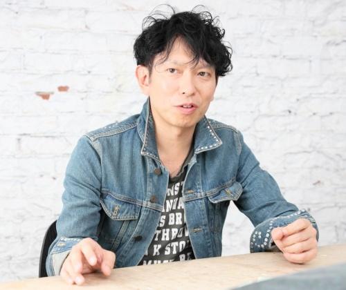 2019年のサーペンタインギャラリー・パビリオンのデザインを担当した石上純也氏(写真:山田 愼二)