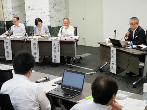 〔写真1〕日本弁護士連合会が開いたシンポジウム