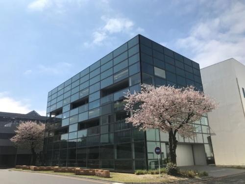 「WELL認証」で最上位のプラチナランクを取得した大成建設の「ZEB実証棟」は、延べ面積1277m2、3階建ての建物だ(写真:大成建設)