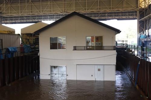 木造軸組み工法で建設した「一般仕様住宅」(写真:日経 xTECH)