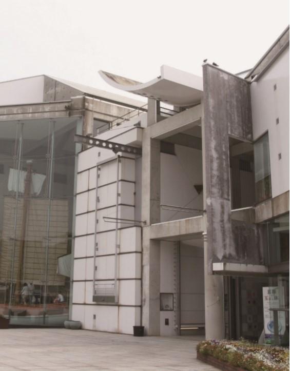 西海パールシーセンター(1994年竣工)(写真:日経アーキテクチュア)