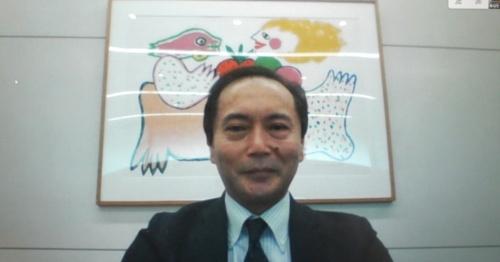 日建設計エンジニアリング部門設備設計グループの伊藤昭アソシエイト。1988年に早稲田大学修士課程を修了し、日建設計に入社。医療施設の他に、美術館や大規模高層複合施設など数多くの設計を手掛ける(写真:日経アーキテクチュア)