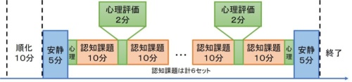 実験のスケジュール(資料:理研BDR-ダイキン工業連携センター)