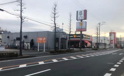 爆発前の店舗の様子(写真:コロワイド)