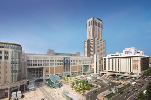 JRタワーの外観(写真:札幌駅総合開発)