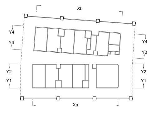 登録された平面図(資料:三菱地所設計)
