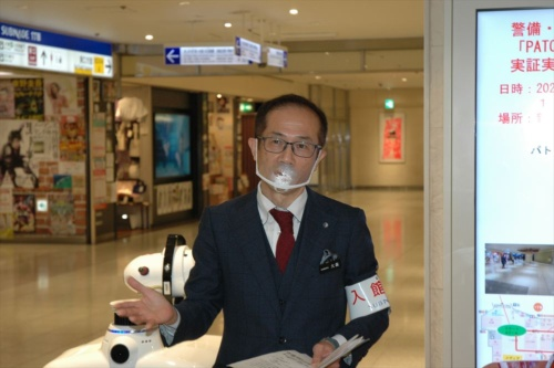 日建設計シビルエンジニアリング部門CM・防災部長の大森高樹氏(写真:日経クロステック)