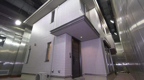 積水ハウスの総合住宅研究所で、「SMART-ECS」の公開実験を12月に開催した(写真:積水ハウス)