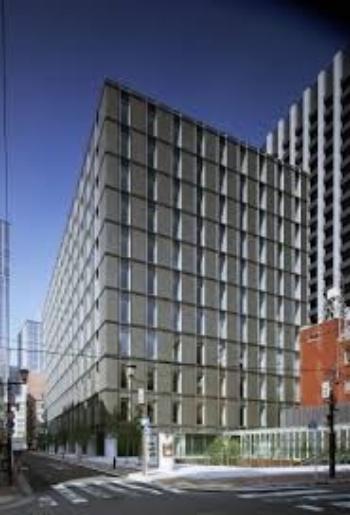 東京建物八重洲ビル。複数のフロアで様々な実験を実施中。空気の流れの可視化もその1つ(写真:東京建物)