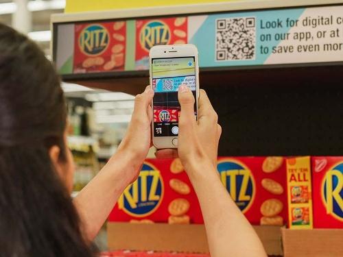 顧客に最適化した広告やクーポンを表示