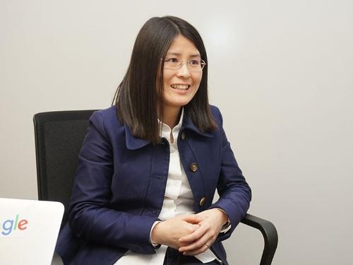グーグル Cloud AI部門の研究開発責任者であるジア・リー(Jia Li)氏