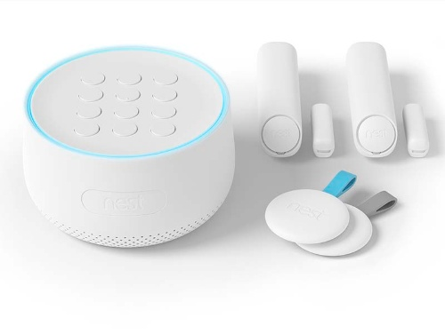 米グーグルのホームセキュリティー製品「Nest Secure」