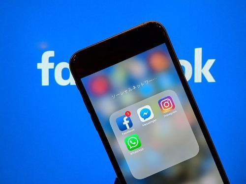 フェイスブックが提供するスマホアプリの数々