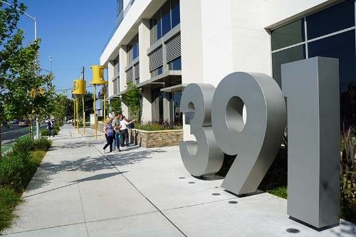 シリコンバレー生誕の地「391 San Antonio Road」