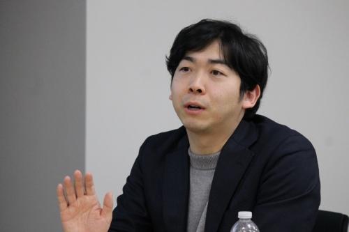 ビービット東アジア営業責任者の藤井保文氏