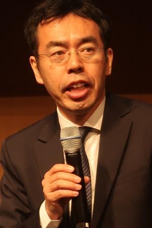 大阪ガス 情報通信部ビジネスアナリシスセンター所長の河本薫氏