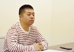 シバタ ナオキ(しばた なおき)氏